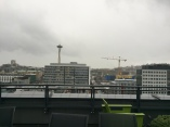 View from Amazon rooftop